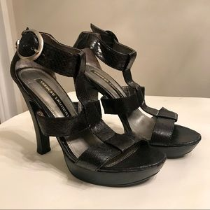 Chinese Laundry Gladiator Heels